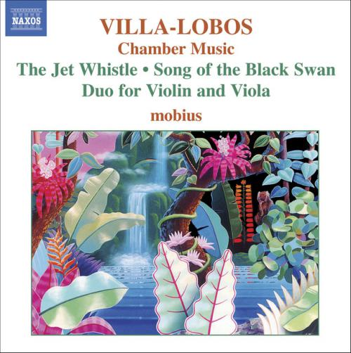 Villa Lobos Chamber Music featuring violinist Philippe Honore